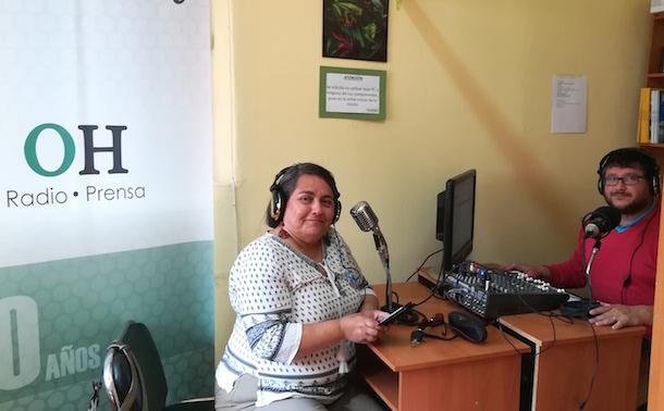 Marisol Céspedes: Una profesora comprometida con la Educación
