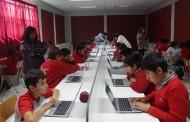 Con laboratorio móvil y moderno software apoyan la gestión pedagógica