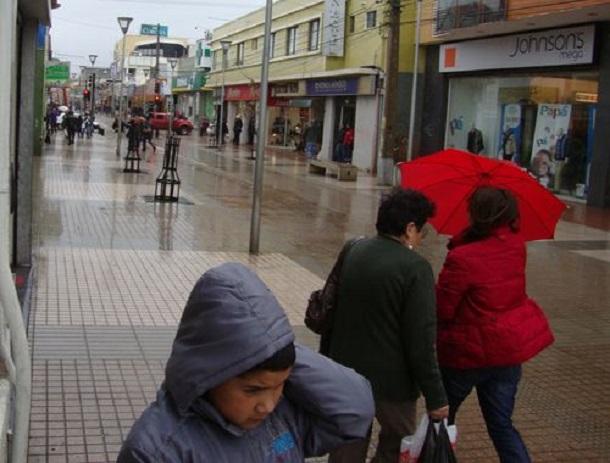 Nuevamente pronostican lluvias para Limarí y Choapa esta semana