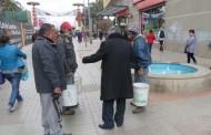 La particular petición hecha por el Alcalde Rentería a limpiadores de vehículos