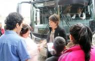 Tres multas por no cumplir con jornada laboral de los choferes de buses