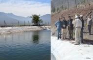 Pequeños productores  y campesinos del Limarí  reciben maquinaria agrícola