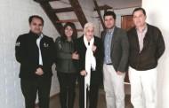 Abuelita de Combarbalá recibió las llaves de su nueva casa