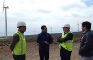Ministro de Energía inaugurará el parque eólico Los Cururos