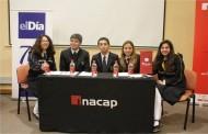 """Equipo del """"CAE"""" a semifinal nacional de Olimpiadas de Actualidad"""