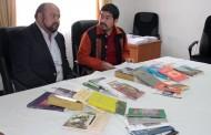 Escritores regionales  presentarán  sus obras en la  34º Feria Internacional del Libro de Santiago