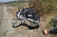 Accidente  en sector Salala moviliza a servicios de emergencia