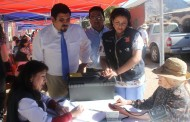 En Gobierno en Terreno vecinos solicitan arreglo de camino al pueblo de Barraza
