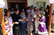 Vecinos de la Isla en Combarbalá cuentan con nueva Estación Médico Rural