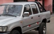 Peligroso delincuente: Condenan a menor de 15 años por robo de una camioneta