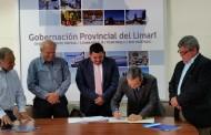 Firman convenio para asegurar abastecimiento de agua potable en Ovalle