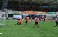 Más de 600 niños disfrutaron de III Olimpiadas del Programa 4 a 7