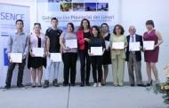 Ovallinos se certifican en diversos oficios del programa FOTRAB