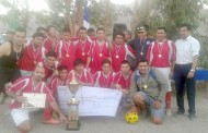 En Serón se realizó la triple gran final del Campeonato Comunal de Río Hurtado.