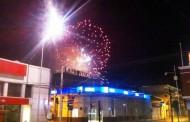 Preparan espectáculo de Fuegos Artificiales para recibir el Año Nuevo