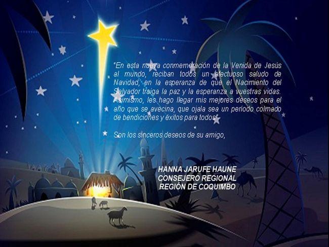 Hanna Jarufe llama a reencontrarse con la familia en Navidad