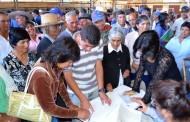 Campesinos de Combarbalá reciben más de 140 millones de pesos en incentivos