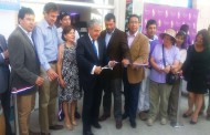 Inauguran oficina municipal de Turismo en centro comercial