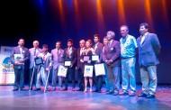 Deportistas destacados del año fueron galardonados en el Teatro Municipal de Ovalle