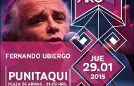Gobernador da a conocer parrilla programática de  Festival de las Artes para el Limarí