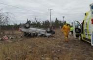Accidentes en la ruta Ovalle – Socos dejan siete personas lesionadas