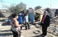 Realizan limpieza del área que será intervenida por trabajos de la Costanera del Limarí