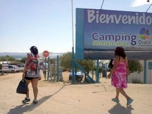 Familias ovallinas podrán disfrutar gratuitamente del Camping Municipal en Tongoy