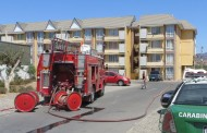 Fuga de gas en conocido condominio moviliza a Bomberos
