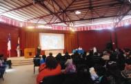 Realizan charla de seguridad para trabajadores de proyecto Pro Empleo