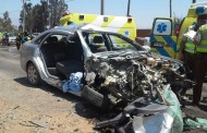 Trasladan a Santiago a religioso lesionado  grave  en accidente vehicular