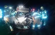 El alcohol sería la causa de la colisión en ruta D 43 registrada anoche