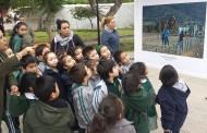 Público gratamente impresionado por calidad de trabajos fotográficos en exposición