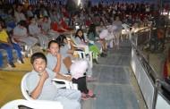 Niños  de escuelas de la comuna de Combarbalá conocen el Circo