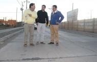 Pavimentan calles y pasajes con una demanda histórica de Ovalle y Monte Patria