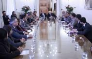 Parlamentario pide en La Moneda ayuda urgente para pequeños agricultores de El Palqui y Chañaral Alto.