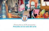"""Itinerancia """"Pinceles en la ruta del arte"""" UCN llegará a Ovalle"""