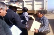 Familias del Ajial de Quiles afectadas por sequía en Punitaqui fueron beneficiadas con apoyo estatal de emergencia