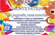 """Campaña OPD en Monte Patria: """"Un juguete, una sonrisa""""."""