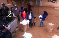 Más de 280 familias han recibido ayuda por la escasez hídrica en Los Quiles de Punitaqui
