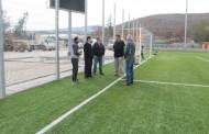 Revisan medidas de seguridad en estadio de Punitaqui para que CDO juegue de local