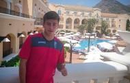 Ovallino Xabier Santos ya se encuentra integrado a su nuevo club en España
