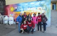 Directora de escuela de Lagunillas agradece el trabajo voluntario de jóvenes de Santiago