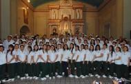 Realizan ceremonia de investidura de Técnico en Enfermería en Santo Tomás Ovalle