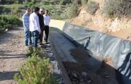 Fomentan obras medianas de riego para mejorar eficiencia en uso del agua