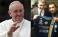 Minero limarino llevará camiseta de club de fútbol de Ovalle al Papa Francisco