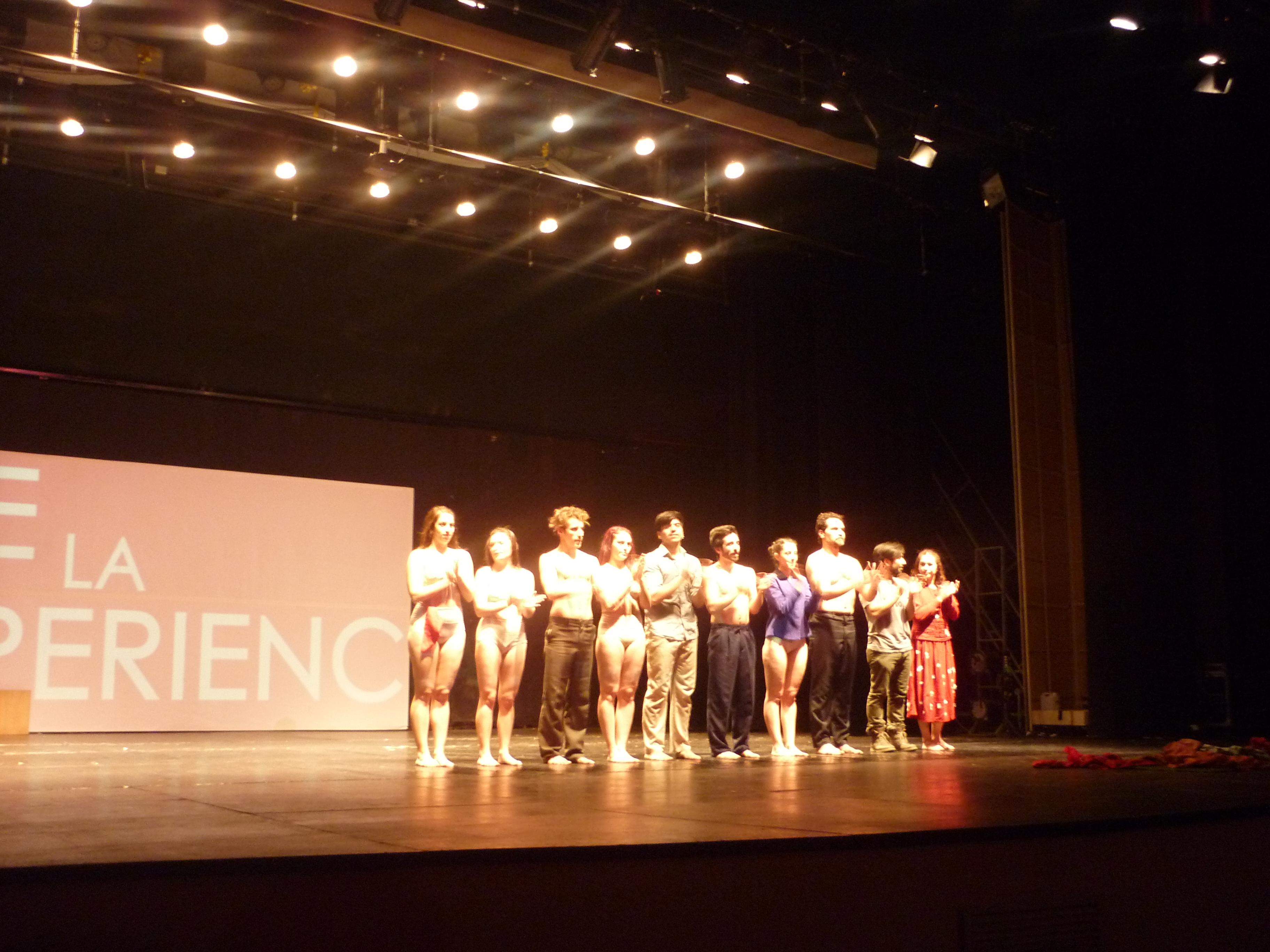 Danza contemporánea en el TMO