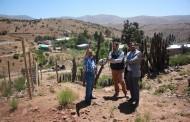 Campesino de Canela inaugura proyecto recuperación de suelos degradados financiado por el SAG