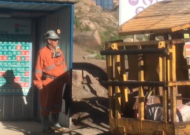 Seremi Roberto Vega celebra con asociaciones y sindicatos el Día del Minero
