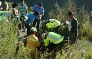 Fallece uno de los lesionados en accidente en La Quiroga