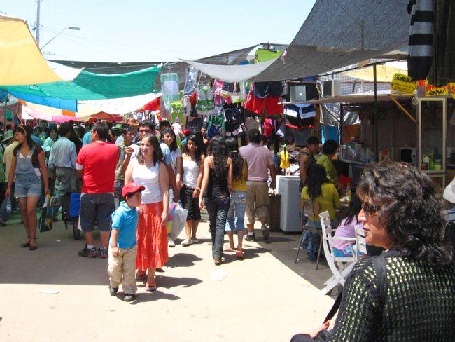 Comercio es principal generador de basura en Fiesta del Niño Dios de Sotaquí